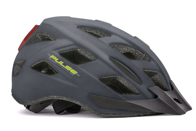 Kask rowerowy Author Pulse Led