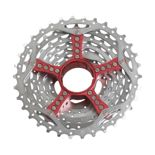 Kaseta SRAM 10A CS PG-990 11-34 9 SPEED RED