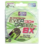 Plecionka Asso Ever Green 8X 0.24mm, 130m